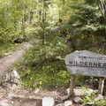 The Needle Creek Trail traverses into the Weminuche Wilderness.- Chicago Basin