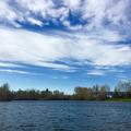 Vista of the Yakima River.- Irene Rinehart Riverfront Park