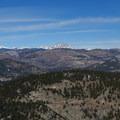 Long's Peak.- First + Second Flatiron Trail