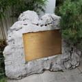 Detail shot at the Lan Su Chinese Garden.- Lan Su Chinese Garden