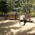 More playgrounds at Town Park Campground.- Town Park Campground