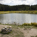 Limited fishing is available at Priest Lake Campground.- Priest Lake Campground