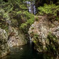 30 Foot Pool, Lynn Canyon Park.- 30 Foot Pool, Lynn Canyon Park