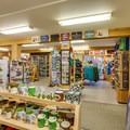 General Store.- The North Cascades Lodge at Stehekin