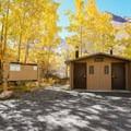 Facilities at the campground.- Thomas Canyon Campground