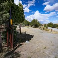 The South Ruby Campground has two loops, one of which stays open throughout the offseason.- South Ruby Campground