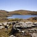 One of the Highland Mary Lakes.- Highland Mary Lakes