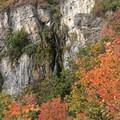 Beautiful views from the Stewart Falls Trail.- Stewart Falls Trail