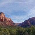 Kolob Canyon.- Kolob Arch