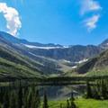 Bullhead Lake.- Bullhead Lake