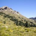 Peaks of the Chicago Basin in the Weminuche Wilderness.- Windom Peak