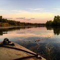 Evening kayaking trip down the Salt River.- Lower Salt River: Water Users Camp Circle to Granite Reef