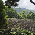 The stones rise 30 feet from the ground at the highest point.- The Ulupo Heiau State Historical Site