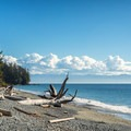 French Beach Provincial Park.- French Beach
