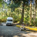 Remember to bring your toys!- French Beach Campground