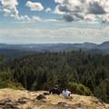 The view from Jocelyn Hill.- Jocelyn Hill via Caleb Pike