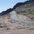 Pikes Peak Toll Road.- Pikes Peak Summit + Highway