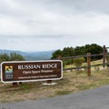 A full parking lot is available approximately 2 miles west of Skyline Boulevard on Alpine Road.- Ancient Oaks Trail