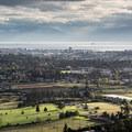 Great views of Victoria.- Mount Douglas Park