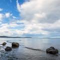 Mount Douglas Beach.- Mount Douglas Park