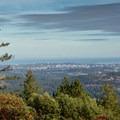 Looking southeast toward Victoria.- Mount Finlayson