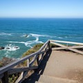 Patrick's Point overlooks the vast Pacific Ocean.- Patrick's Point