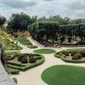 Main parterre gardens- Vizcaya Museum + Gardens