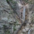 181-foot Seven Falls.- Seven Falls