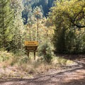 Campground entrance.- Ah-Di-Na Campground