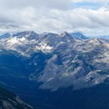Height of the Rockies Provincial Park.- Northover Ridge