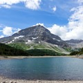 Three Isle Lake.- Northover Ridge