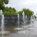 Rivers of Tennessee Fountains.- Bicentennial Capitol Mall State Park