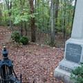 Grave of Arthur Scribner.- Sope Creek