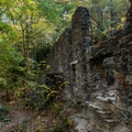 Please respect the mill ruins so they can last for many more generations.- Sope Creek