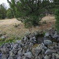 The location is not ideal, but it is a nice spot to set up camp and cool off.- West Valley Warm Springs