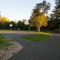 Basketball court at A.M. Kennedy Park.- A.M. Kennedy Park