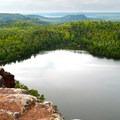 Beautiful views along the Bean and Bear Lake Trail.- Bean Lake + Bear Lake via the Superior Hiking Trail