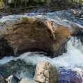 Sooke Potholes Regional Park.- Spring Salmon Place Campground