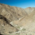 View of Goat Canyon.- Goat Canyon Trestle Trail