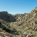 Goat Canyon just west of the trail.- Goat Canyon Trestle Trail