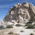 The southwest face of Old Woman Rock.- Old Woman Rock - Climbing Crag