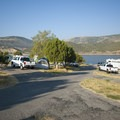 Twin Coves Campground.- Twin Coves Campground