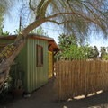 Bungalows at 29 Palms Inn. Photo by Megan Hansen. Creative Commons (CC BY-SA 2.0).- 29 Palms Inn