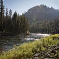 Summer on the Salmon River.- Main Salmon River: Corn Creek to Carey Creek