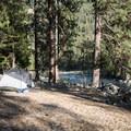 Yellow Pine Bar.- Main Salmon River: Corn Creek to Carey Creek