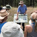 Doug Tims currently resides at the Campbells Ferry Ranch and is a tremendous resource when it comes to the history of this area.- Main Salmon River: Corn Creek to Carey Creek