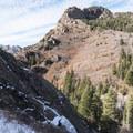 Mill B North Fork Trail.- Mill B North Fork Trail