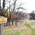 Gary Oak Trail, Snow Mountain Ranch.- Cowiche Mountain Trail
