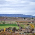 Views from Snow Mountain Ranch.- Cowiche Mountain Trail