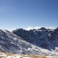 Halo Ridge to Mount of the Holy Cross.- Notch Mountain